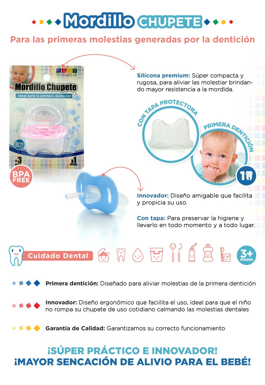 Dosificador de medicina Baby Innovation